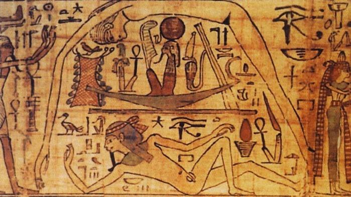 Напиши эссе мифология древнего египта 5846
