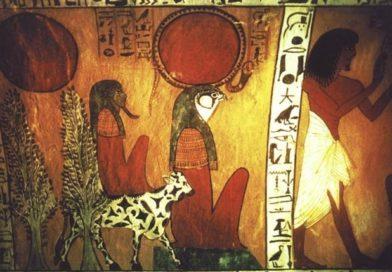 Бог Солнца Ра: мифы Египта