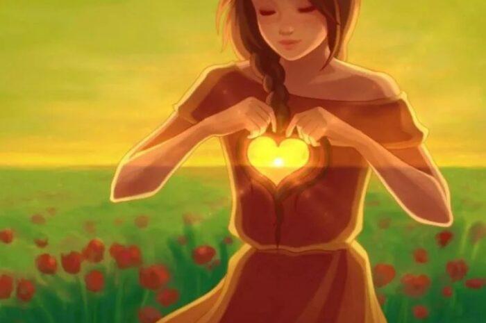 Любовь и Единство: первый закон мироздания