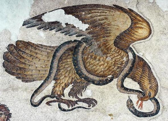 Орел и змея. Константинополь