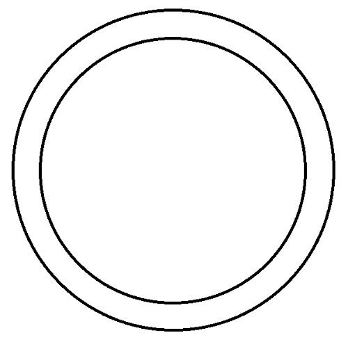 круг в круге символ