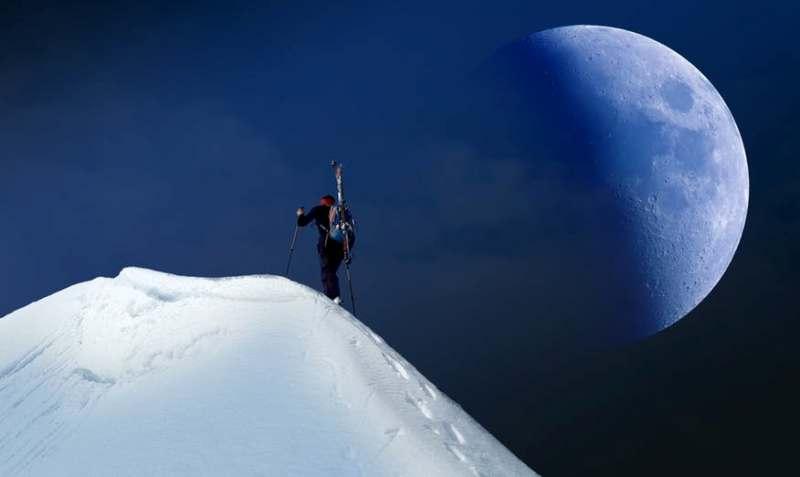 влияние луны на человека