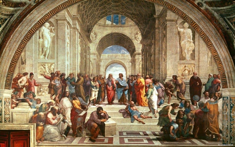Платон и его вечные идеи о высоком