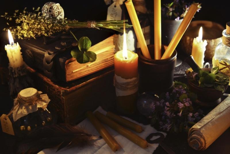 Магия огня: работа со свечами