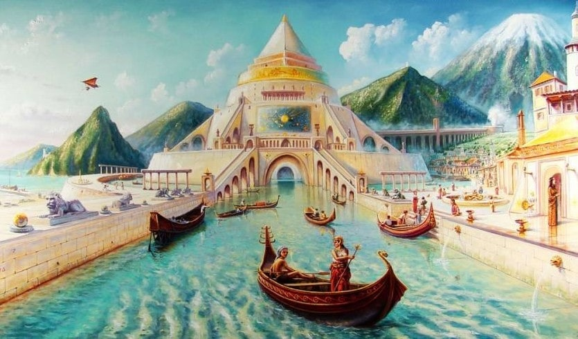Атлантида: тайны древней цивилизации