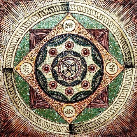 Мандала символ