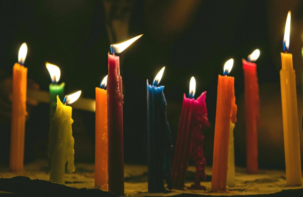 Магия свечей: цвет и его значение