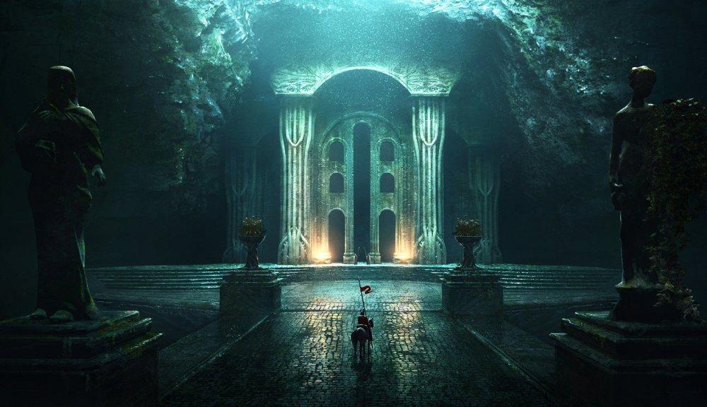 Страх — путь в подземелье