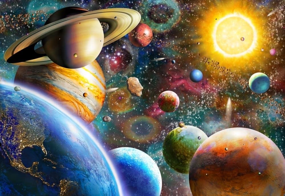 Как узнать свою планету