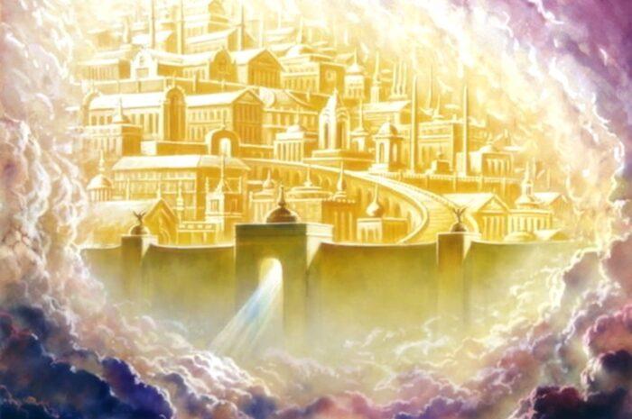 Хроники сновидений: Золотой город