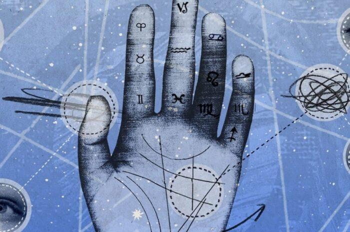 Пальцы на руках: тайны ладони